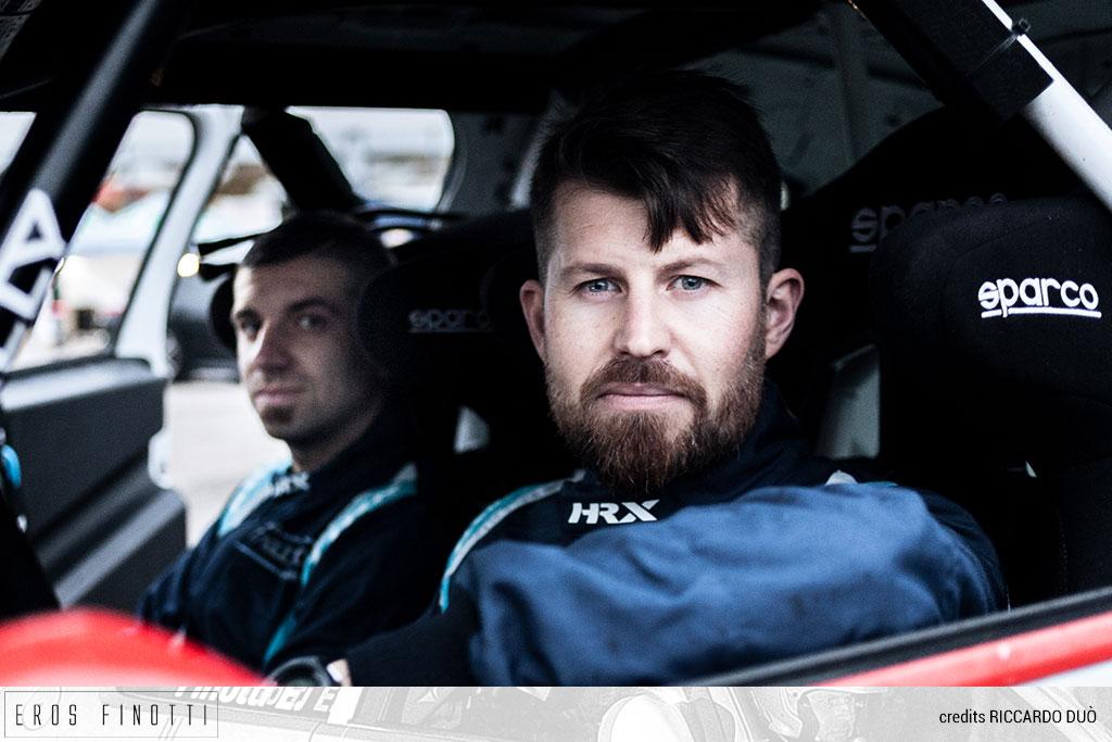 Eros Finotti - Rally Driver