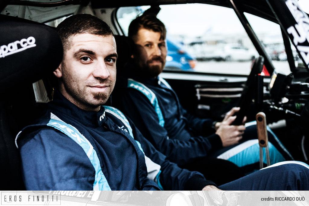 Nicola Doria - Rally Co-Driver